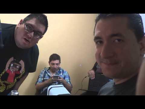 Mini vlog. Dia 1: Transmision en el Gank y casa de Alfalta