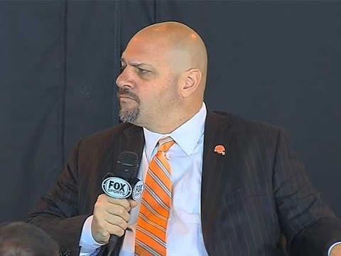 Mike Pettine on Coaches Keeping Composure