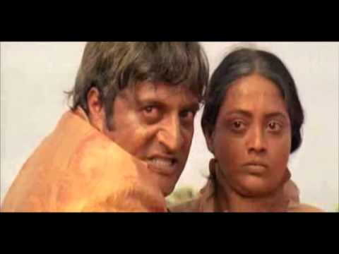 Strangling women choke hold- movie villu.mp4
