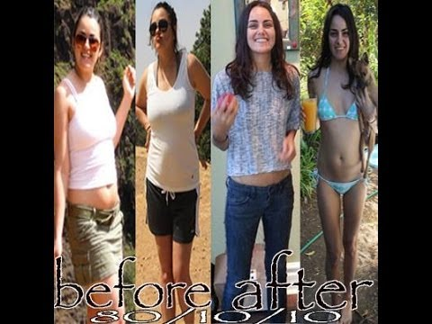 Raw Food Weight Loss Before