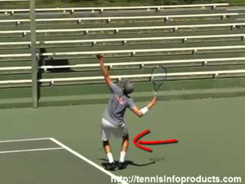 Tennis Serve - The 5 Secrets Of The Power Tennis Serve