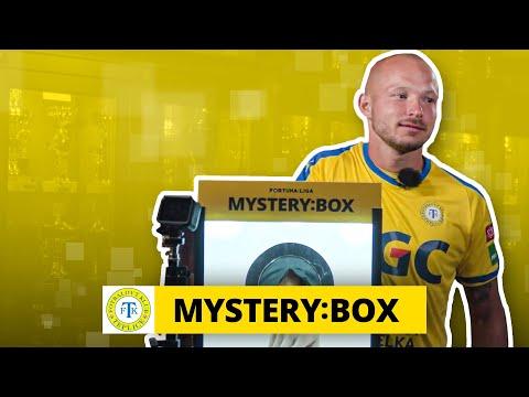 Mystery box: Tomáš Vondrášek