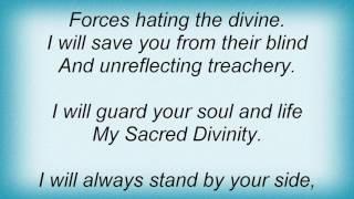 Watch Agathodaimon Sacred Divinity video
