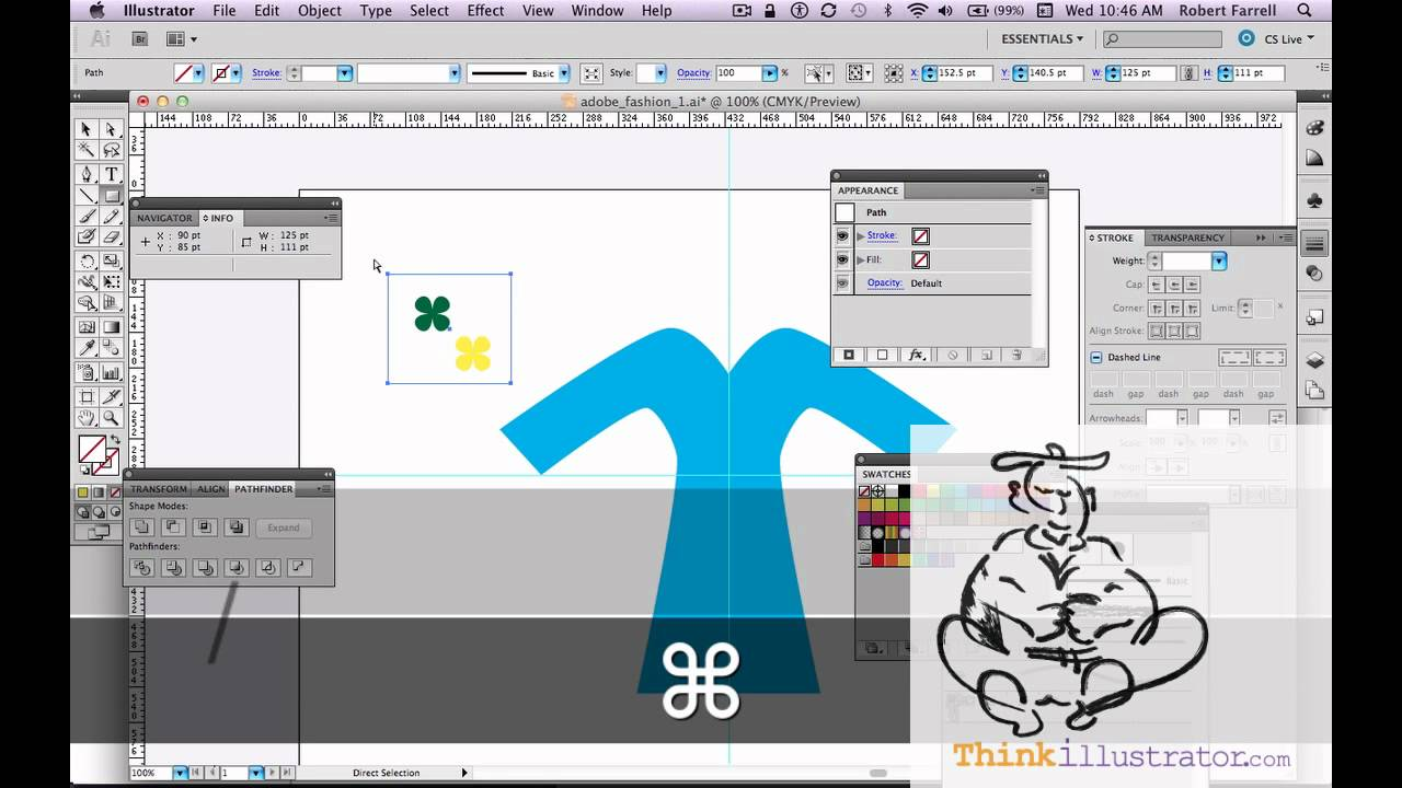 Adobe Clothing Design Software Adobe Illustrator Tutorial