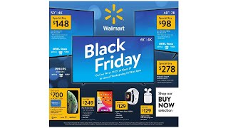 BLACK FRIDAY & CYBER MONDAY 2019 | REAL WALMART DEALS | VIERNES NEGRO & CYBERLUNES 🛍🛒
