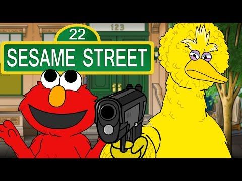 22 JUMP STREET Crosses SESAME STREET: Ep 207: Tvoovies