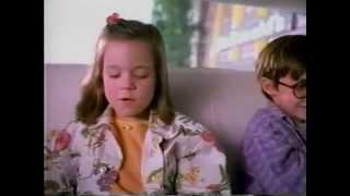 Tina Majorino Happy Meal ad. Age 8. 1993
