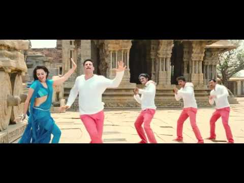 Dhadang Dhang (Official New Item Song) Rowdy Rathore (2012) Ft. Akshay Kumar (HD)