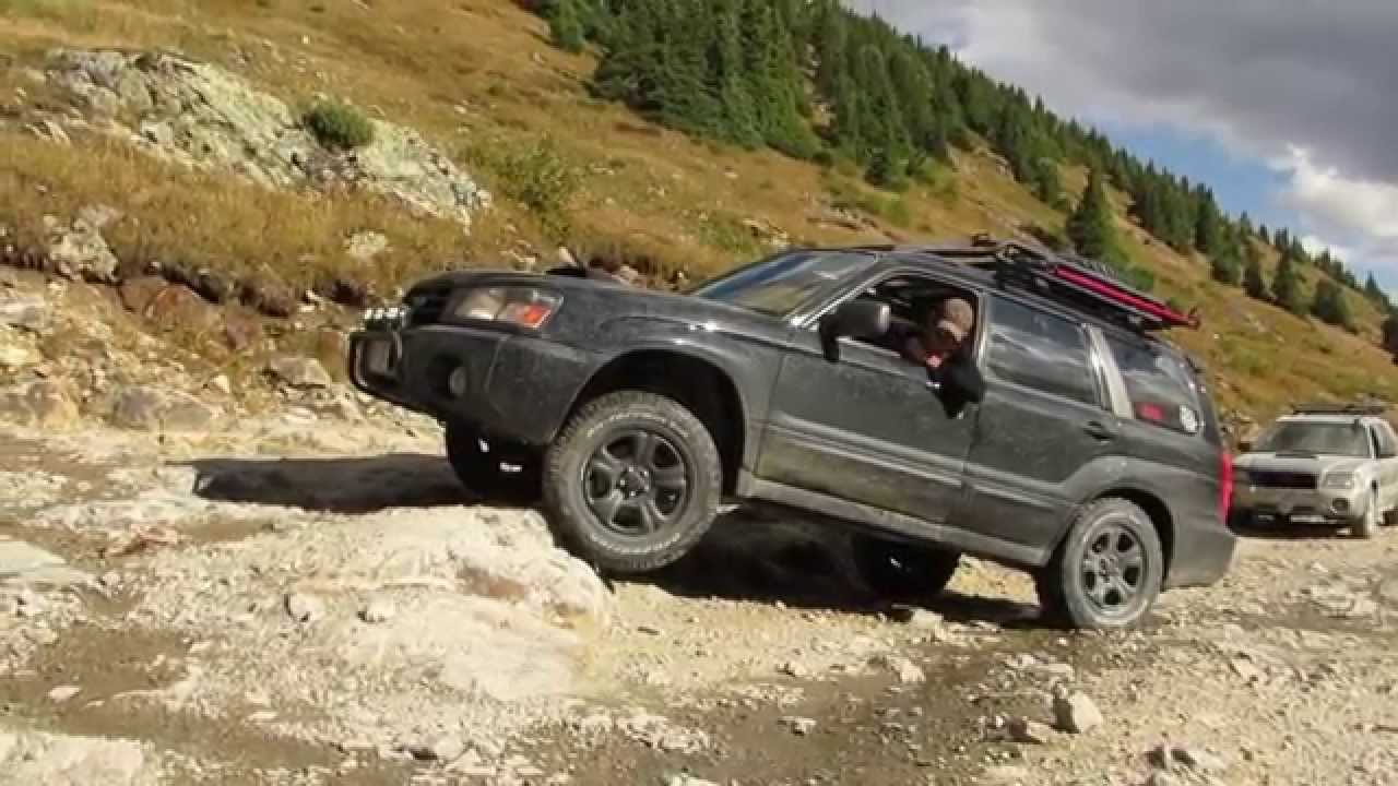 Lower Engineer Pass - Subaru Forester Off Road - YouTube