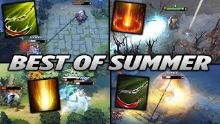 Dota 2 Pudge & Sunstrike Moments [BEST OF SUMMER]