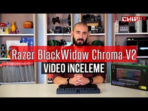 Razer BlackWidow Tournament Edition Chroma V2 İncelemesi - Oyuncu Klavyesi