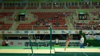 Rio de Janeiro - Test Event: Giorgia Campana / Parallele Asimmetriche (qualifiche)