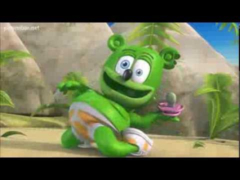 Yummy Gummy Nuki Nuki Gummibär The Gummy Bear Christmas Special Movie DVD Music Videos