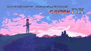 Artifact Adventure Gaiden DX English Trailer