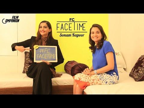 FaceTime with Sonam Kapoor | Film Companion | Anupama Chopra