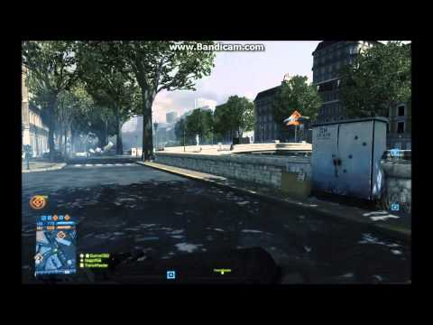 Bridge defense mission (part 1 of 3) - Battlefield 3 gameplay #1