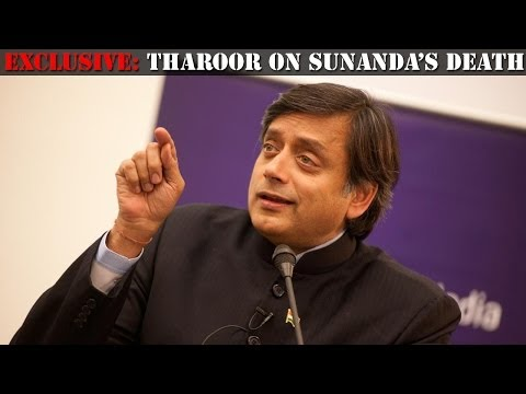 Exclusive: Shashi Tharoor's First Interview after Sunanda's Death