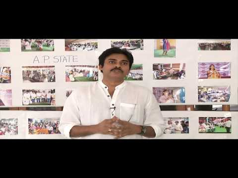 JanaSena Camps Reviewed by Party Chief -   Pawan Kalyan