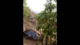 download lagu Beautiful Kr Double Decker Passes Over Beautiful Savitri River gratis
