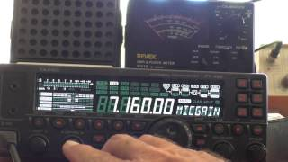 Playing With The Mic Settings On The Yaesu FT450