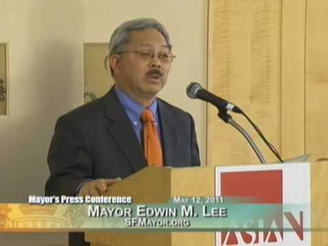 Mayor Lee Highlights Asia-Pacific Economic Cooperation (APEC) Pre-Summit in September