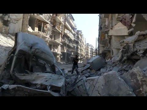 Barrel bombs kill 71 civilians after Syria army retreats