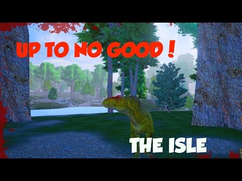 The Circle Of Life | The Isle Allosaurus Shenanigans | Playing With Food!