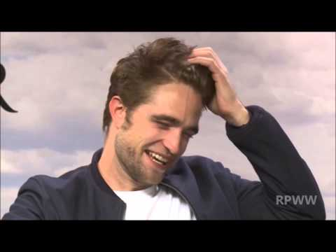 Guy Pearce interviews Rob Pattinson: Rob Thinks People Hate Him Because He's Beautiful