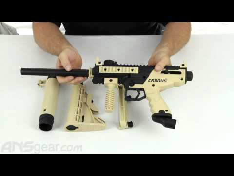 Tippmann Cronus Mod Kit - Review