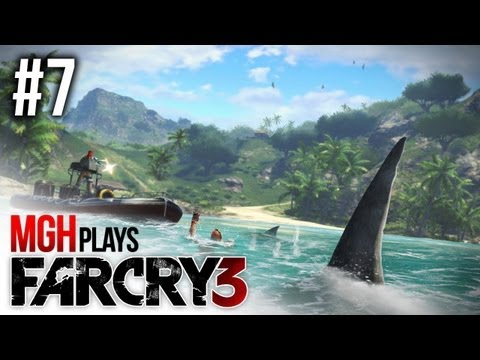Mgh Plays: Far Cry 3! (Part 7)