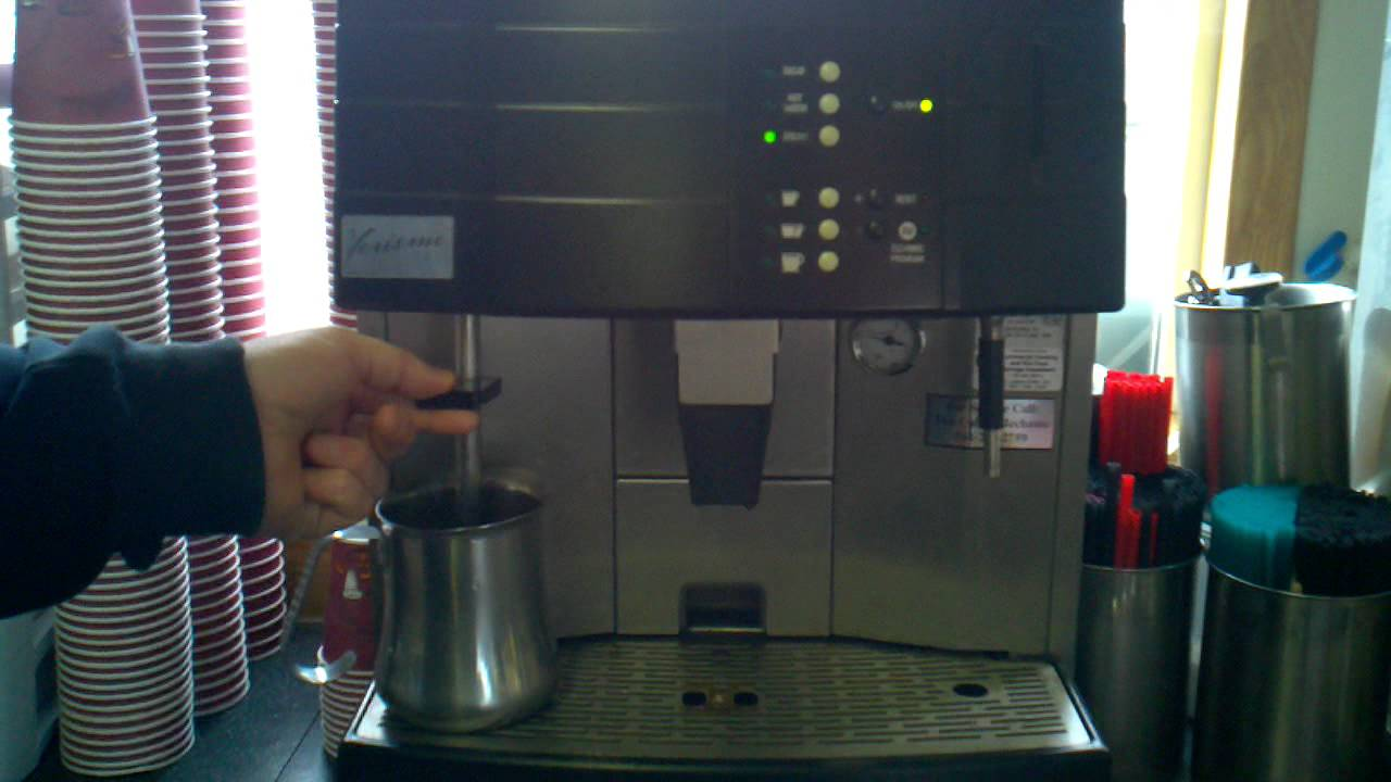 Verismo Coffee Maker Not Working : Verismo 701 - YouTube