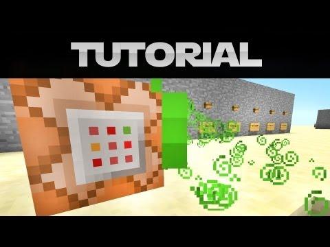 100 Blöcke hoch springen und schneller rennen - Minecraft Tutorial - Deutsch [HD]