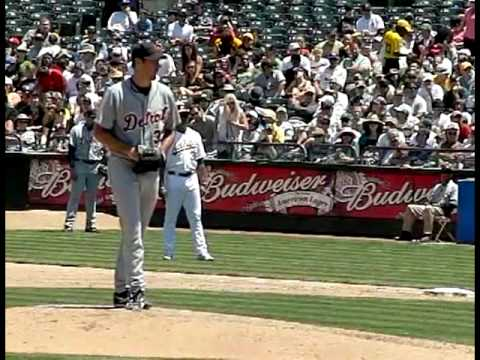 RHP Justin Verlander pitching mechanics Video