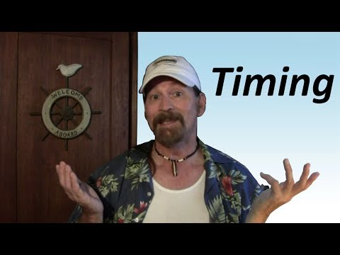 Take Control of Your Life Now, Timing - Pirate Lifestyle TV ™ Quickie 123