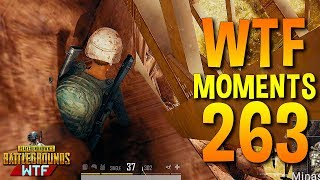 PUBG Daily Funny WTF Moments Highlights Ep 263