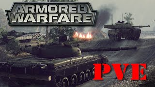Armored Warfare - PVE - JCE - L