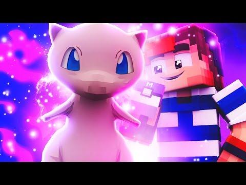 Realistic Minecraft - REALISTIC POKEMON GO MEW IN MINECRAFT !? - (Minecraft Roleplay)