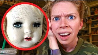 Haunted Doll UPDATE! (you guys won