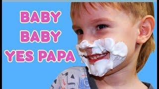 Baby Baby Yes Papa | Johnny Johnny Yes Papa Baby Version