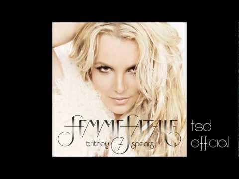 Britney Spears: Femme Fatale (Full Deluxe CD)