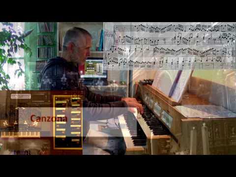 Циполи Доменико - Verso 4 Canzona In C