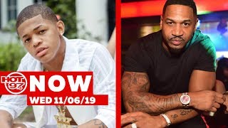 Stevie J Wins Custody Of Bonnie Bella, YK Osiris Arrested + T.I Goes To GYN W/ 18 Y.O Daughter?