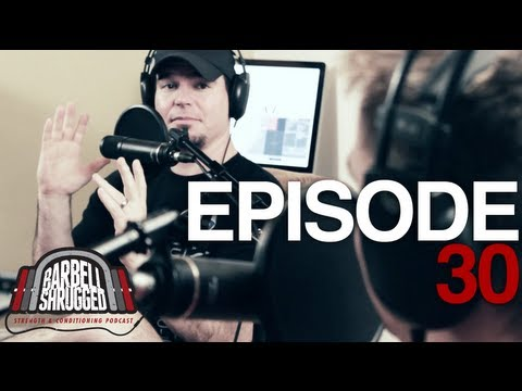 Shoulder and Back Sports Injuries, MMA, Olympic Weightlifting - EPISODE 30