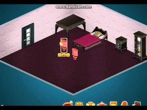 Как сделать красиво спальню в аватарии