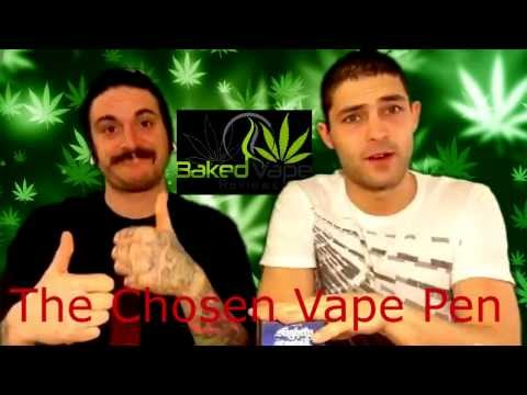 Chosen Dry Herb  Vaporizer Review