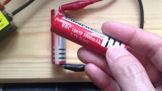 UltraFire BRC 18650 3000mAh 3.7V Li-Ion batteries - 887mAh!