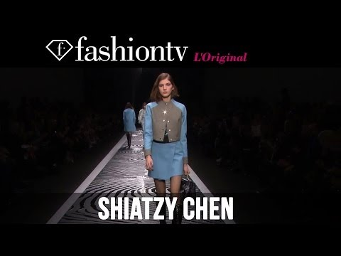 Shiatzy Chen Fall winter 2014-15 | Paris Fashion Week Pfw | Fashiontv video