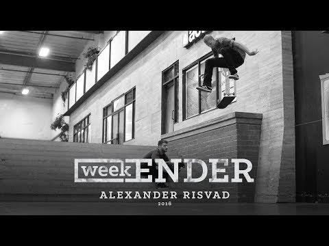 Alexander Risvad - WeekENDER