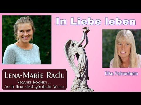 Lena Marie Radu - Auch Tiere sind göttliche Wesen - Veganes Kochen