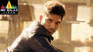 Allu Arjun Action Scenes | Iddarammayilatho Movie Action Scenes | Sri Balaji Video